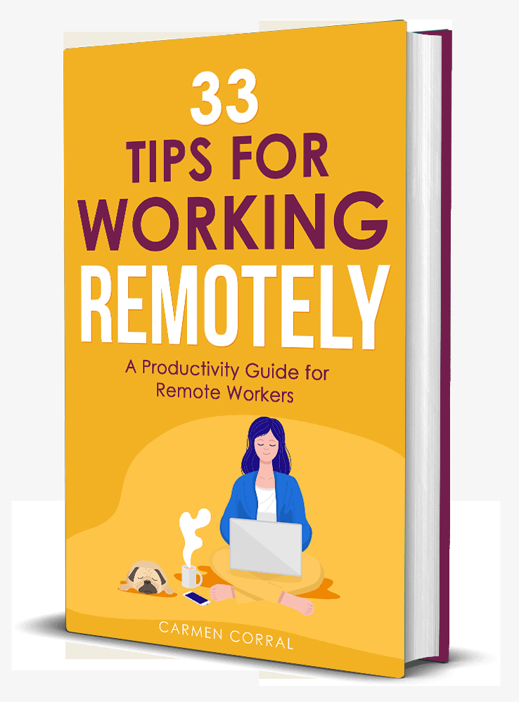 33 tips for working remotely