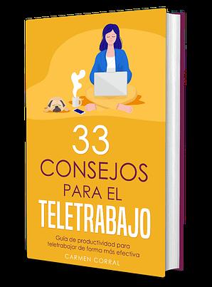 33 Consejos para el TELETRABAJO